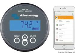 Monitor Batterie BMV-712 smart 9-90