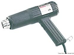 Riscaldatore a due velocità per trattamento guaine termoretraibili