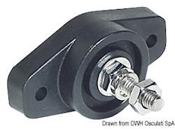 Nodo derivazione Maxi 83x44 mm