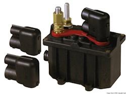 Staccabatteria/teleruttore a ritenuta meccanica