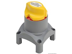 Voltage sensitive switch (ripartitore di carica su due batterie) e parallelo batterie di emergenza