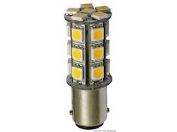 Lampadina LED 12/24 V BA15D 3,6 W 264 lm