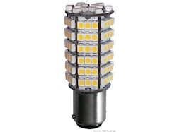 Lampadina LED 12/24 V BA15D 4 W 400 lm