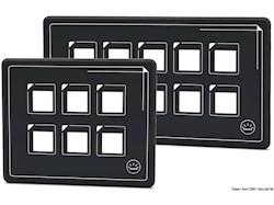 Pannello elettrico touch-control ultra sottile formato da pannello + cavo USB + Control Box