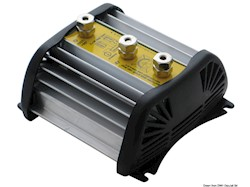 Ripartitori di carica a bassissima caduta di tensione (diodi) ed isolatori automatici di batteria