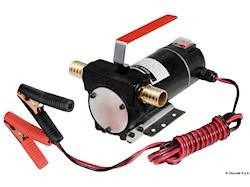 Pompa fissa / portatile per travaso gasolio
