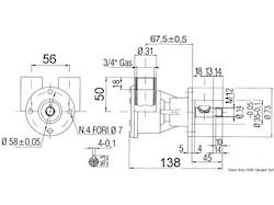 Pompa tipo NAUCO FPR044