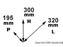 Autoclave CEM con corpo in Bronzo e vaso di espansione
