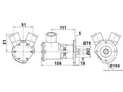 Pompa tipo NAUCO 242437