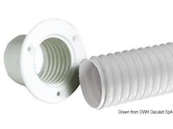 Tubo flessibile in PVC per passaggio cavi motori fuoribordo