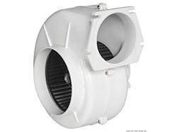Aspiratore centrifugo per fissaggio a parete, omologato RINA