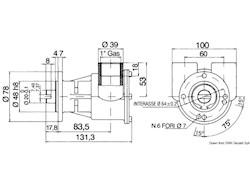 Pompa tipo NAUCO FPR046