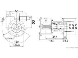 Pompa tipo NAUCO FPR291