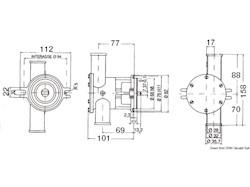 Pompa tipo NAUCO ST160/161