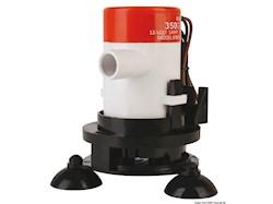 Pompa aeratrice per vasche esche/pescato