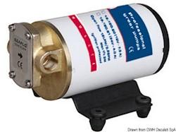 Pompa autoaspirante per olio - gasolio - liquidi viscosi
