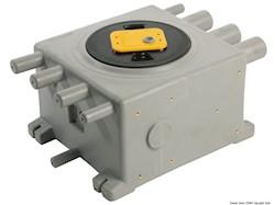 Pozzetto di raccolta acque grigie WHALE con sensore IC integrato