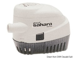 Pompa di sentina ATTWOOD Sahara automatiche