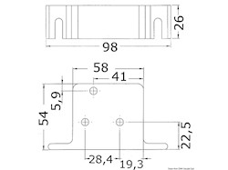 Interruttore elettronico automatico per pompe di sentina