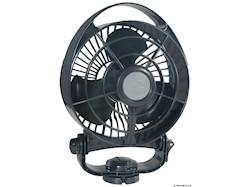 Ventilatore Caframo modello Bora nero 12V