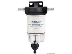 Filtro + separatore acqua/carburante