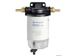 Filtro separatore acqua/carburante universale