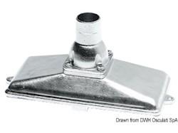 Succhiarola in acciaio inox AISI 316