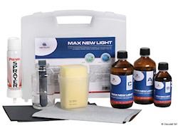 Rinnovatore antigraffio per policarbonato Max New Light