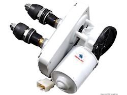 Motore serie 50 W per bracci max 800 mm e spazzole max 700 mm