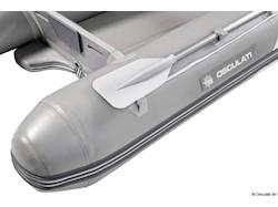 Tender con pagliolo pneumatico gonfiabile ad alta rigidità