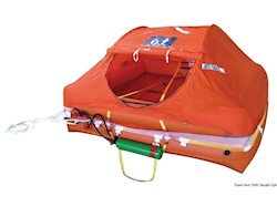 Zattera Oceanlife + GB - Approvazione Italia con GRAB BAG