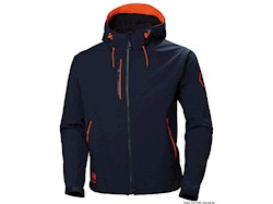 HH Chelsea Evo Hooded softshell
