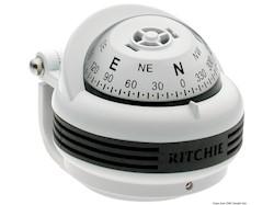 Bussole RITCHIE Trek 2'' 1/4 (57 mm) con compensatori e luce