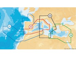 Cartografia NAVIONICS