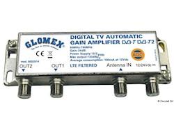 Amplificatore Automatico AGC Glomex 50023/14