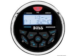 Radio FM/AM/Bluetooth/USB/MP3 da cruscotto BOSS