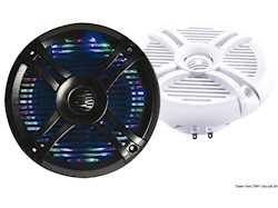 Casse a due vie con LED multicolor programmabili