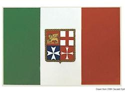 Bandiera autoadesiva Italiana