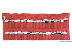 Serie 40 bandiere Gran Pavese con contenitore