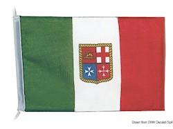 Bandiera italiana in poliestere leggero