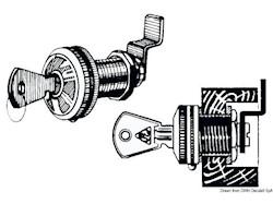 Serratura a cilindro