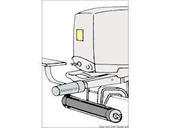 Sicur Lock antifurto speciale per motori fuoribordo