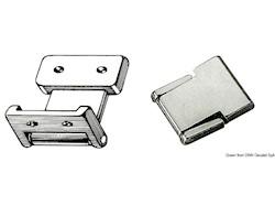 Cerniera Flush Deck per piccoli portelli