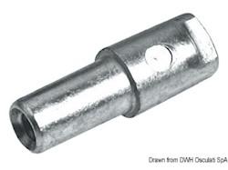Anodo cilindro per Yamaha 9,9/300 HP