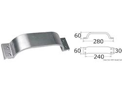 Piastra in zinco115/200 HP