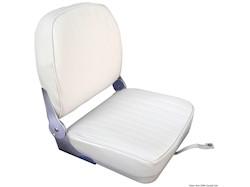 Sedile con schienale ribaltabile