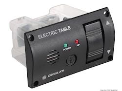 Pannello di controllo per gamba tavolo elettrica