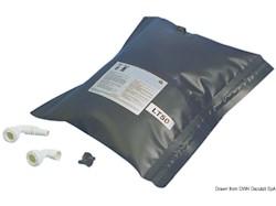Serbatoio flessibile per acque nere/grigie
