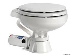 WC elettr. Super Compact tavoletta legno