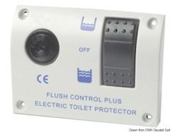 Pannello elettronico di comando universale per WC elettrici